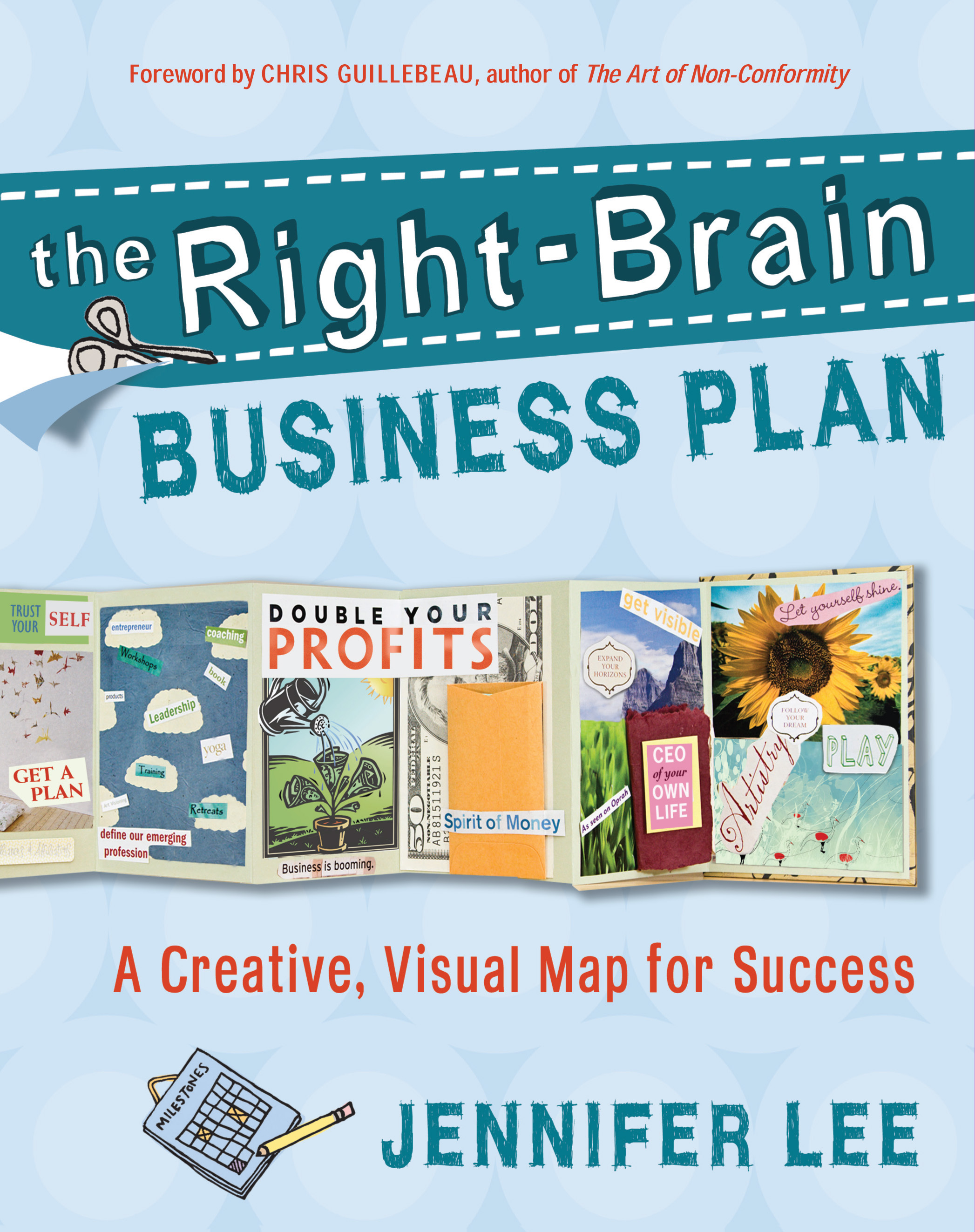 The Right Brain Business Plan Book